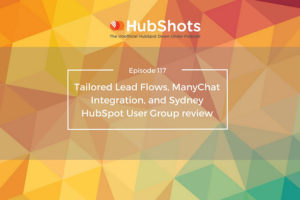 HubShots Episode 117